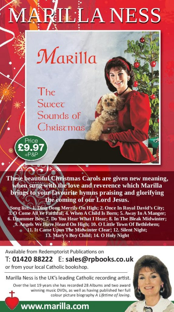 Marilla Ness The Sweet Sounds Of Christmas