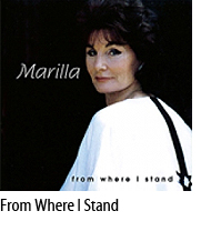 From Where I Stand CD
