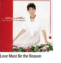 Love Must Be The Reason CD