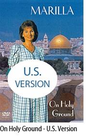 On Holy Ground DVD (U.S. Version)