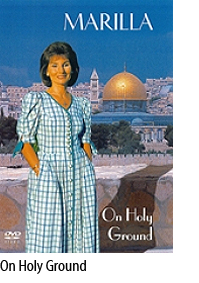 On Holy Ground DVD