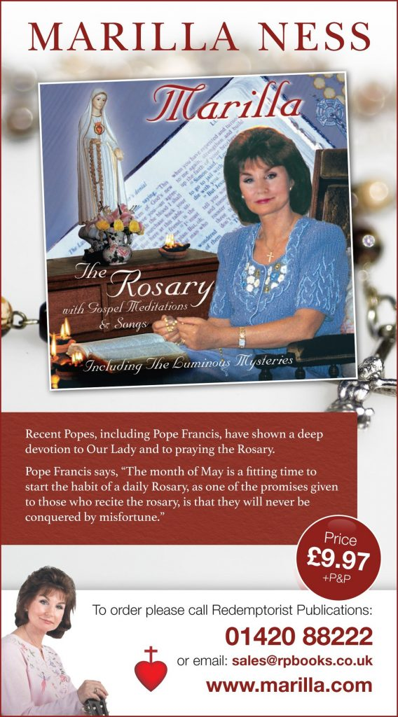 The Rosary - Album Of The Month May 2018