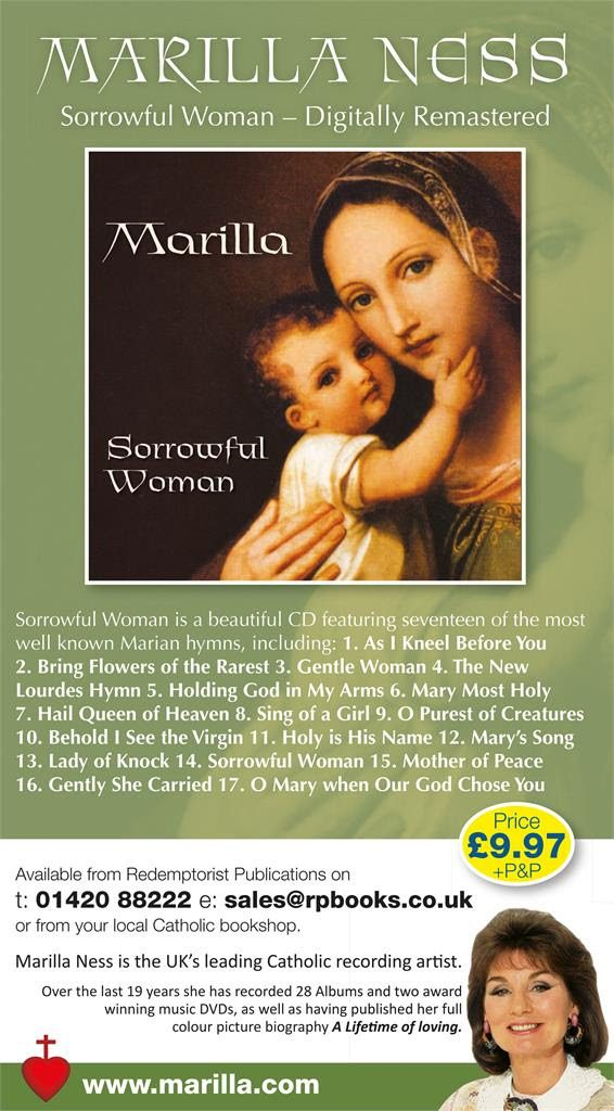 Sorrowful Woman Marilla Ness CD